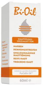 Öl für Hautpflege