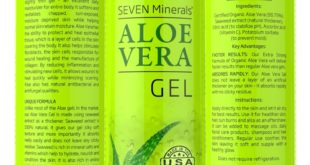 Haut alternativ reinigen